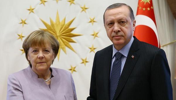 G20 öncesi Erdoğan ile Merkel görüşecek