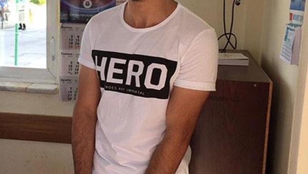 Erzurum'da bu tişörtü giyen 2 kişiye gözaltı