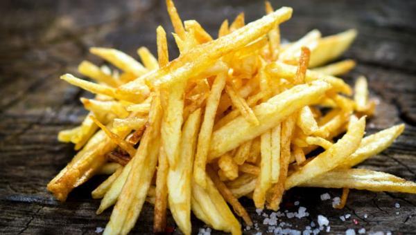 Patates siparişi kavgası hastanede bitti