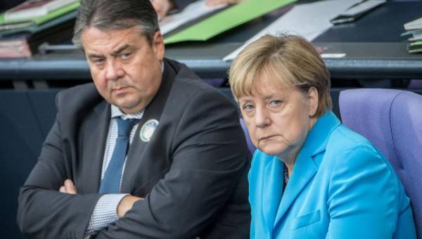 Gabriel'in Türkiye'ye yönelik açıkladığı önlemlere Merkel'den destek gecikmedi