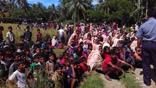 Almanya'dan Myanmar' Çağrı