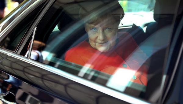 Merkel'den Geri Adım Yok!