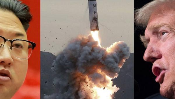 Kuzey Kore ABD'ye rest çekti