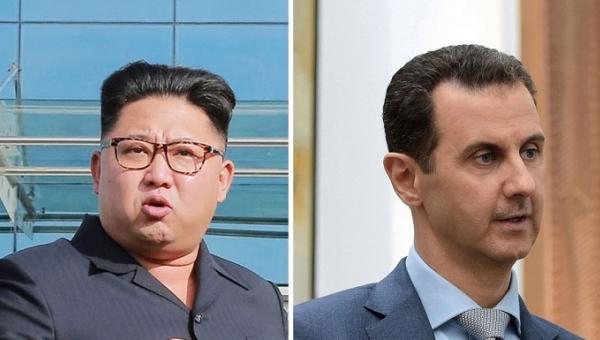 Esed Rejimi Ve Kuzey Kore İş Birliği İçinde İddiası
