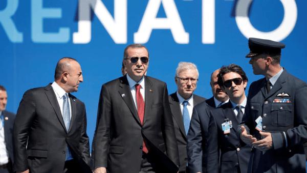 Erdoğan'dan NATO'ya tepki