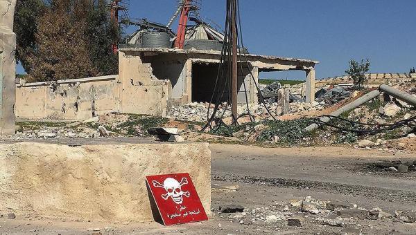 4 büyük ülkeden Suriye kimyasal silah açıklaması