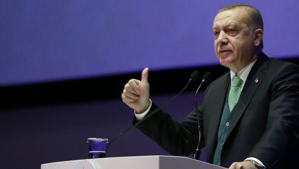 Cumhurbaşkanı Erdoğan'dan ABD'ye sert Kudüs tepkisi