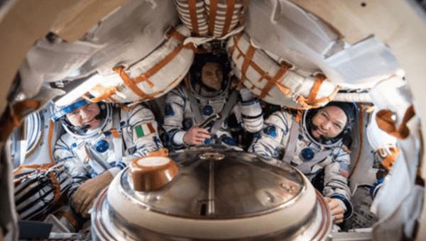 60 yaşındaki astronot Paolo Nespoli Dünya'ya döndü