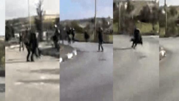 Ramallah'ta İsrail askerleri Filistinli protestocuyu vurdu