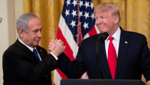 """Sözde 'Filistin Barış Planı"""""""