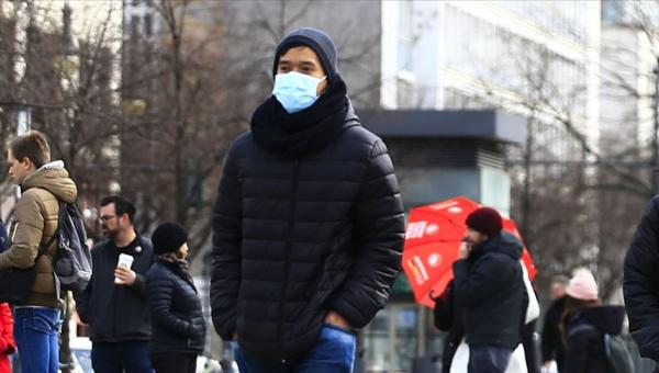 Kovid-19 nedeniyle hayatını kaybeden Türk sayısı 15