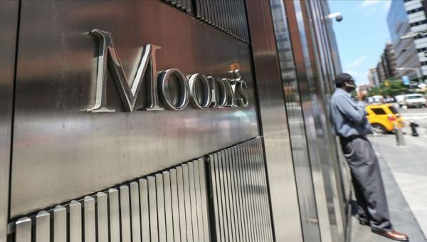 Moody's tahminin düşürdü