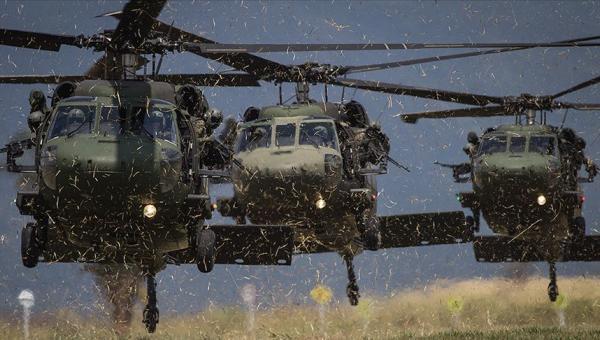 Askeri harcamalar 1,9 trilyon dolar