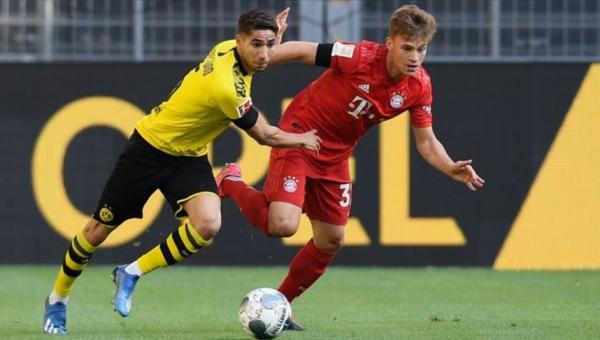 Borussia Dortmund'u geçtiler