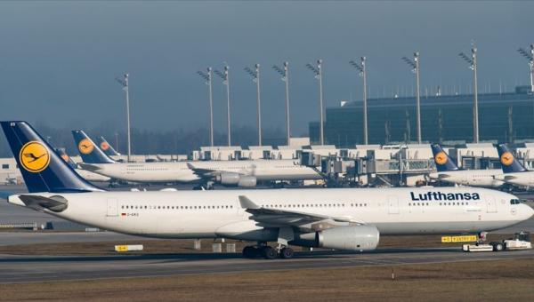 Lufthansa'ya 9 milyar avro