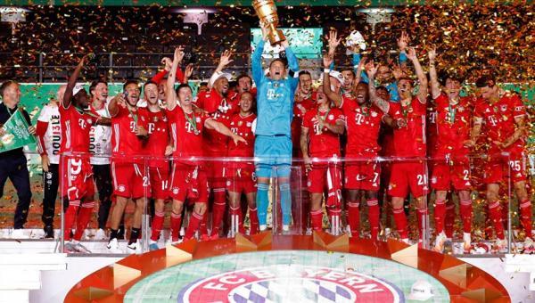 Kupa Bayern Münih'in