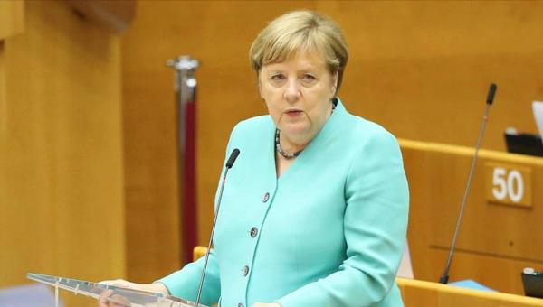 Merkel'den bütçeyi kurtarma