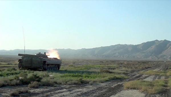 Ermenistan füze sistemleri imha edildi