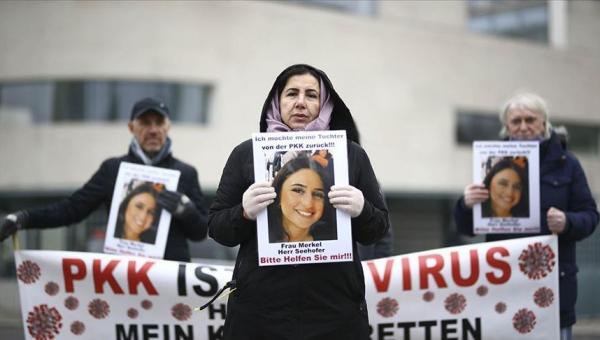 PKK tarafından kızı kaçırılan anne