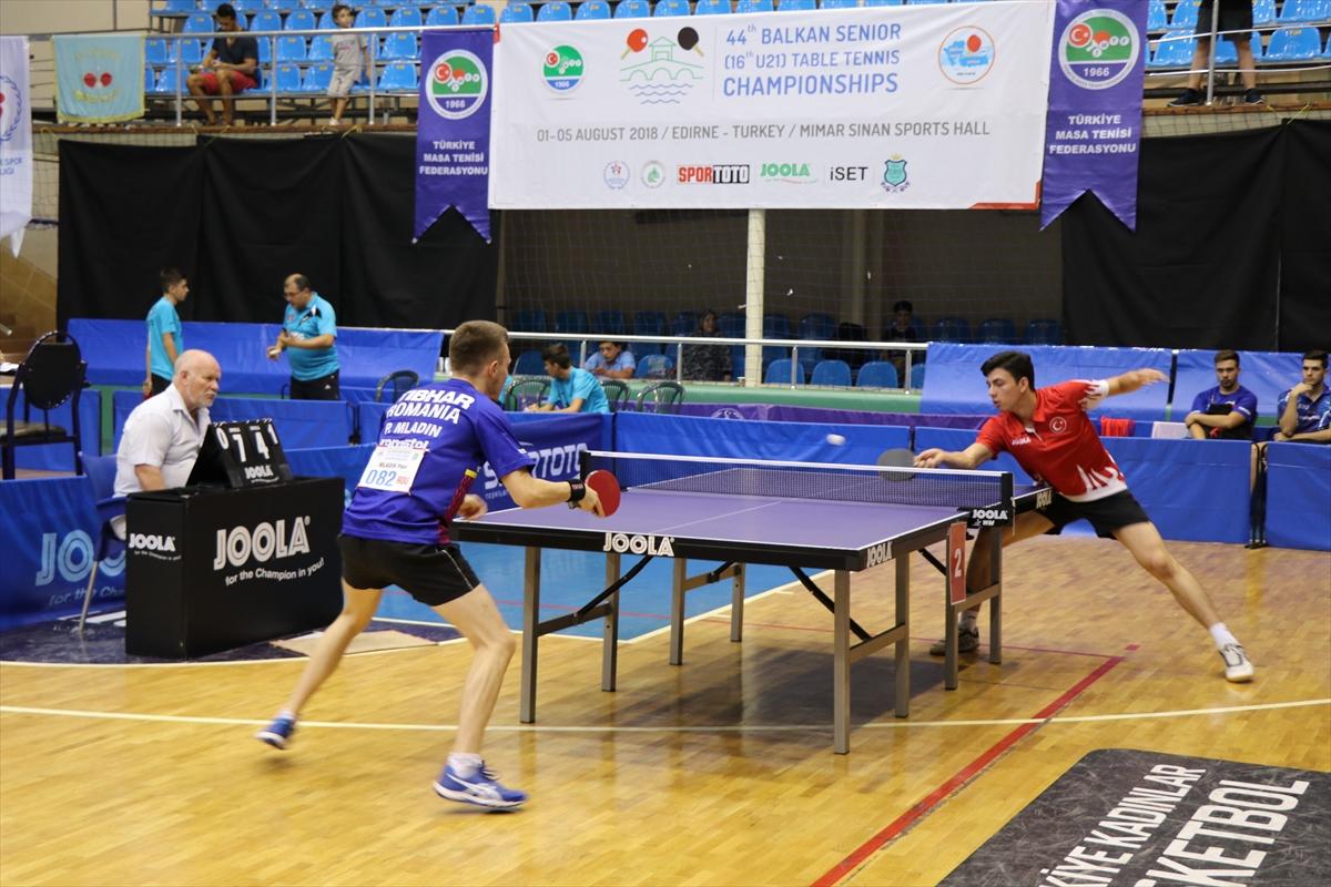44. Balkan Masa Tenisi Şampiyonası