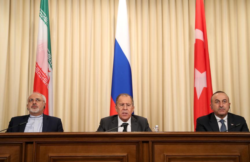 Rusya Dışişleri Bakanı Lavrov: Suriye Ulusal Diyalog Kongresi'nde önemli aşamaya gelindi