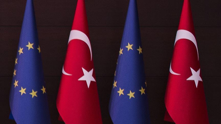 Türkiye-AB ilişkilerinde olumlu