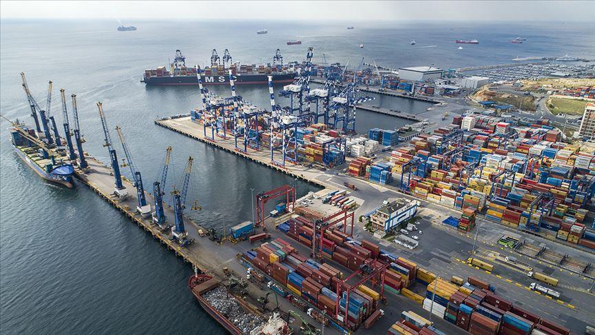 Almanya, ihracatın yüzde 10'unu sırtladı