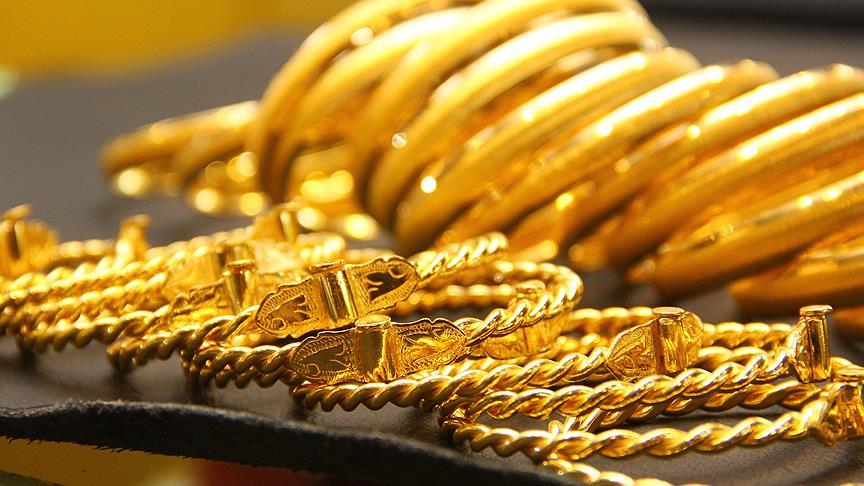 4,4 ton altın