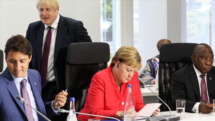 Angela Merkel: İran'ın nükleer hususu