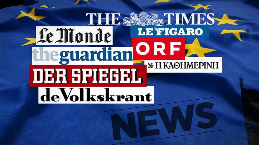 Avrupa: YPG'lilerin devleti Rojava yok oldu
