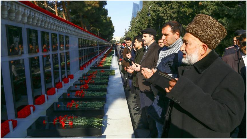 Azerbaycan'da 'Kanlı Ocak'