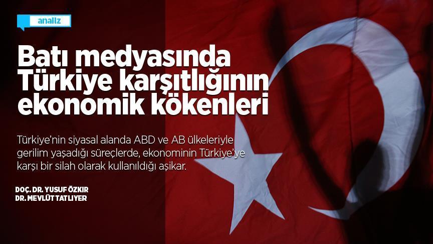 Batı medyasında Türkiye karşıtlığı