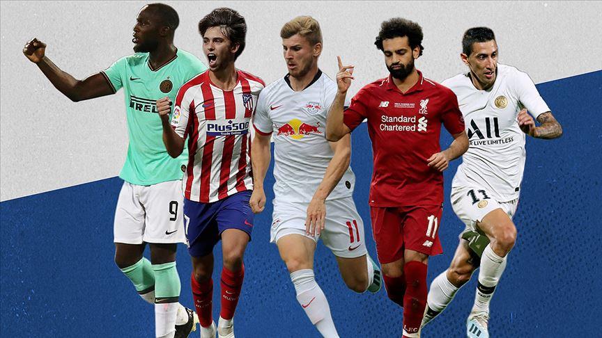 5 büyük lig