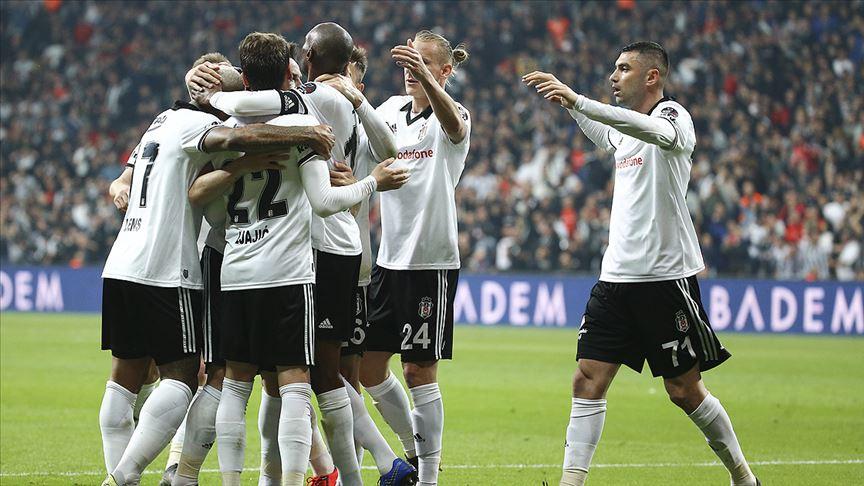 Beşiktaş rakip tanımıyor