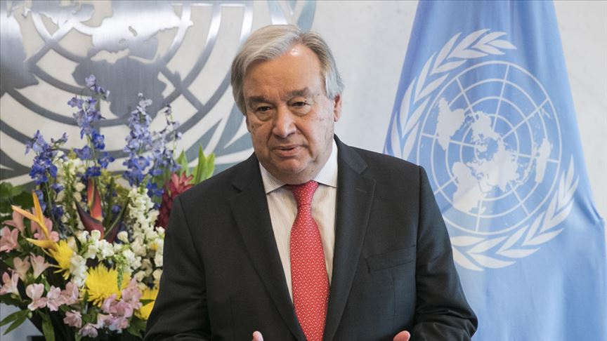 BM dünya liderlerinden iklim seferberliği