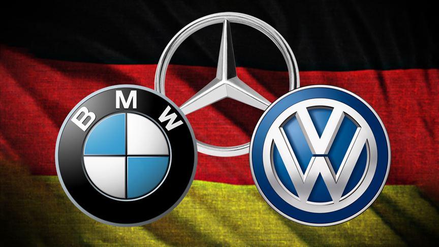 Alman üreticilere ceza