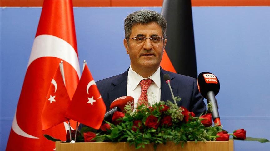 Büyükelçi Aydın: Avrupa'da kimlik siyaseti baskınlaştı