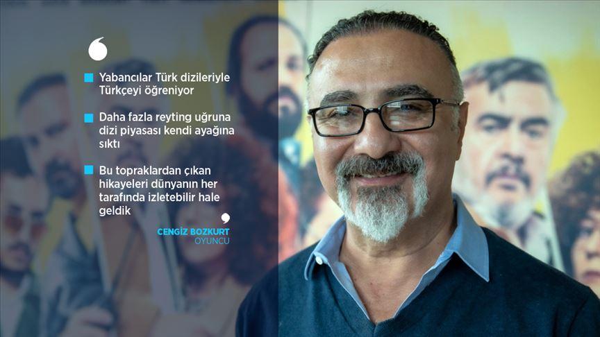 Dizilerle Türkçe öğreniliyor