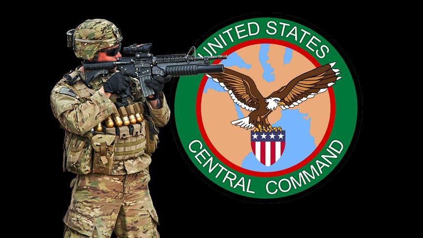 CENTCOM'un Suriye'de terör zemini