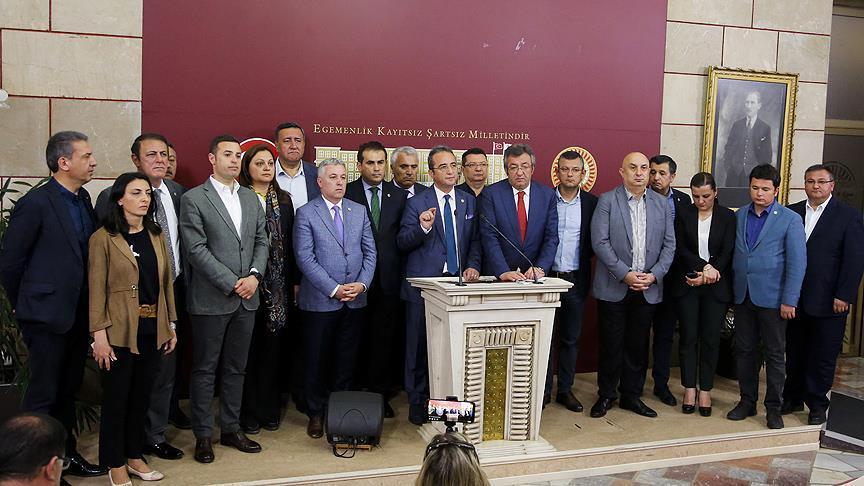 Çok sayıda CHP milletvekili İYİ Parti'ye geçti