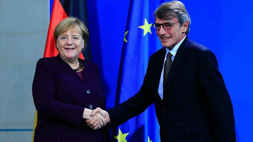 Merkel: gemimiz aynı