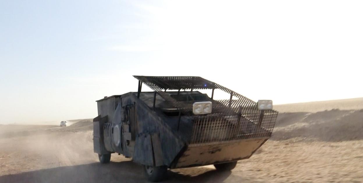 IŞİD El Bab'ta bombalı araçla saldırdı