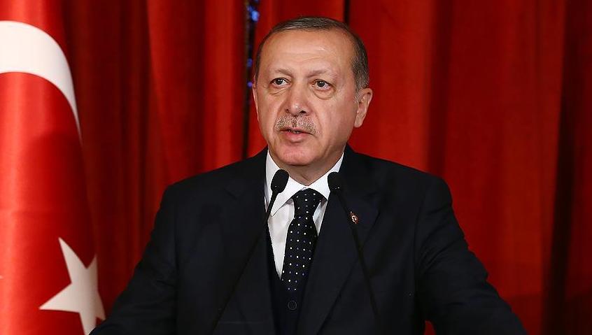 Erdoğan'dan AB'ye demokrasi sitemi