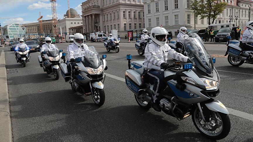 Erdoğan'ı koruyan Alman polis timinde Neonazi