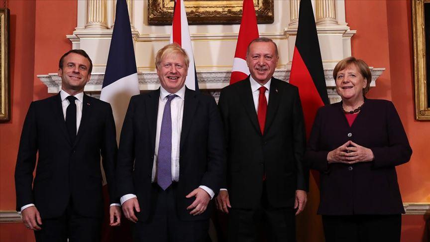Erdoğan: Zirve gayet iyi