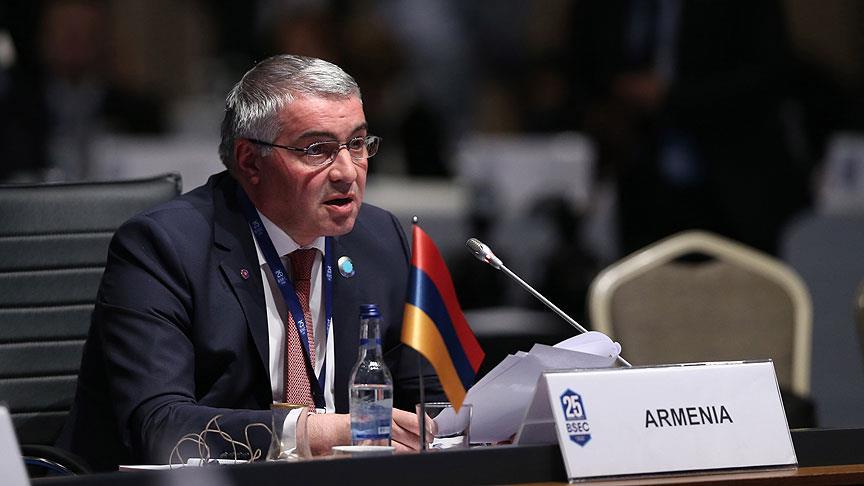 Cumhurbaşkanı Erdoğan KEİ'de Ermenistan temsilcisine tepki gösterdi