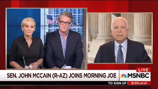 McCain: Türk büyükelçi sınırdışı edilmeli