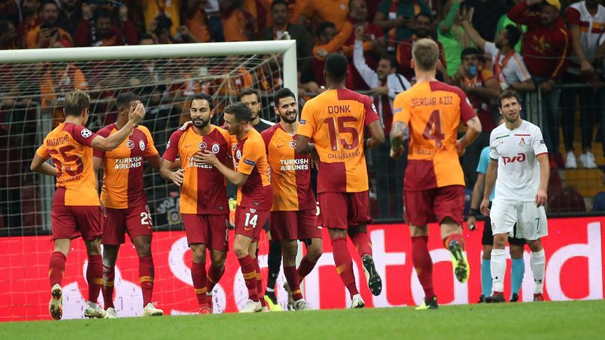 Galatasaray Avrupa'da 275. maçına çıkıyor
