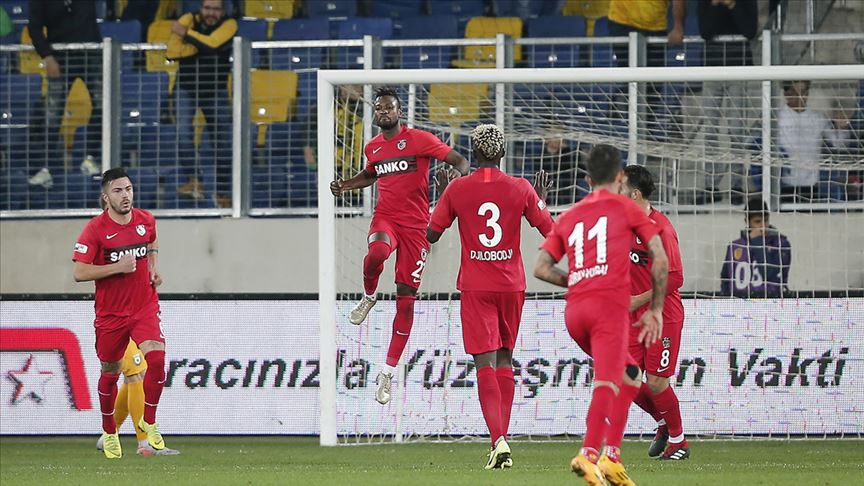 Gaziantep FK, 3 puanı kaptı
