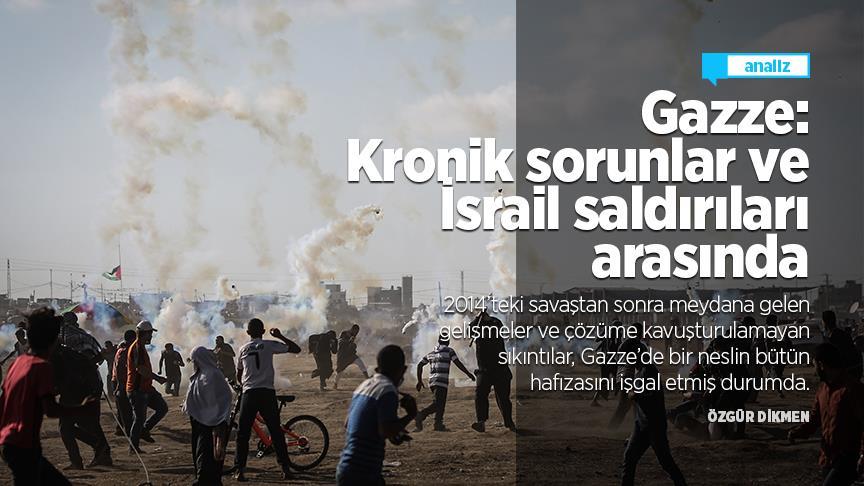 İsrail saldırıları